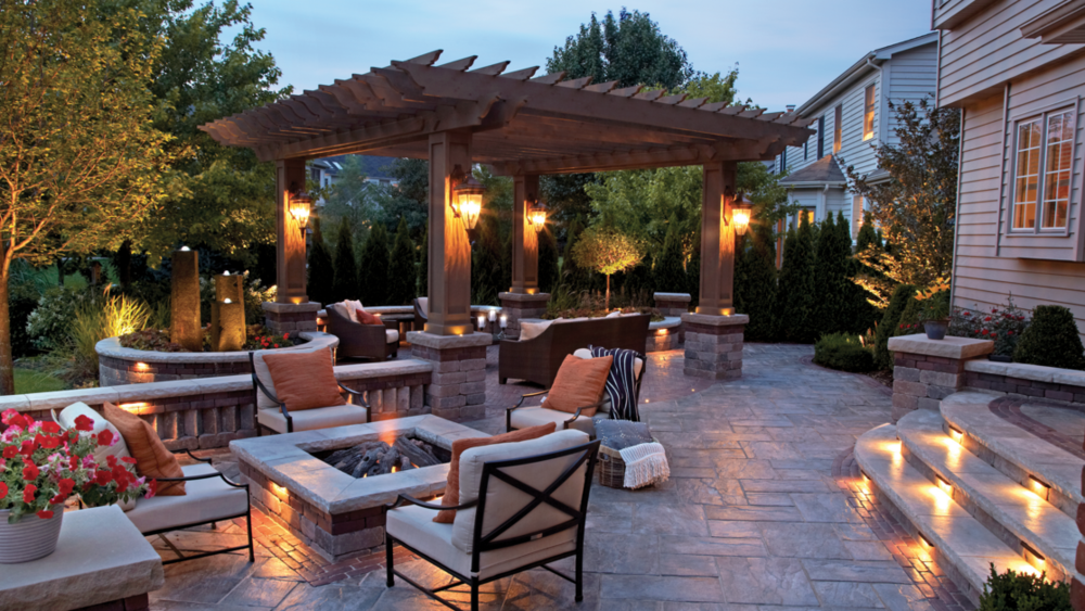 outdoor lighting goshen, ny LED contractor