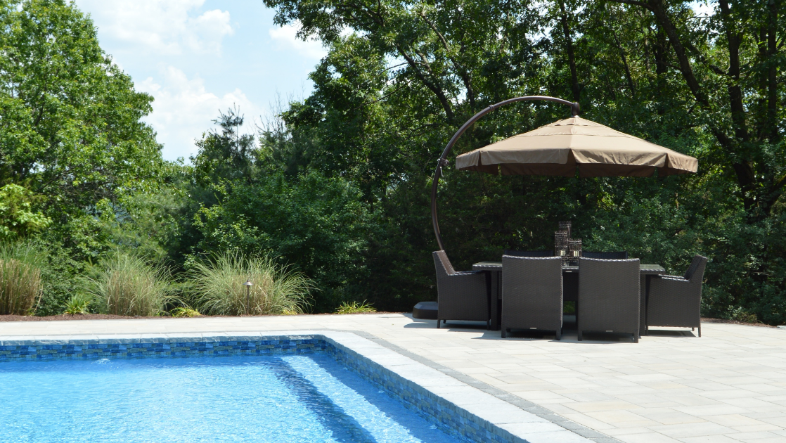 How to Create a Swimming Pool Oasis-Landworx of NY - Landscape ...