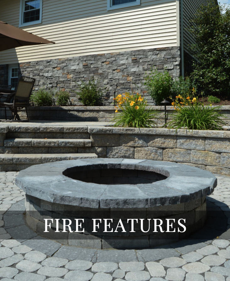 Fire Pits x Outdoor Fireplaces x Fire Tables LEARN MORE