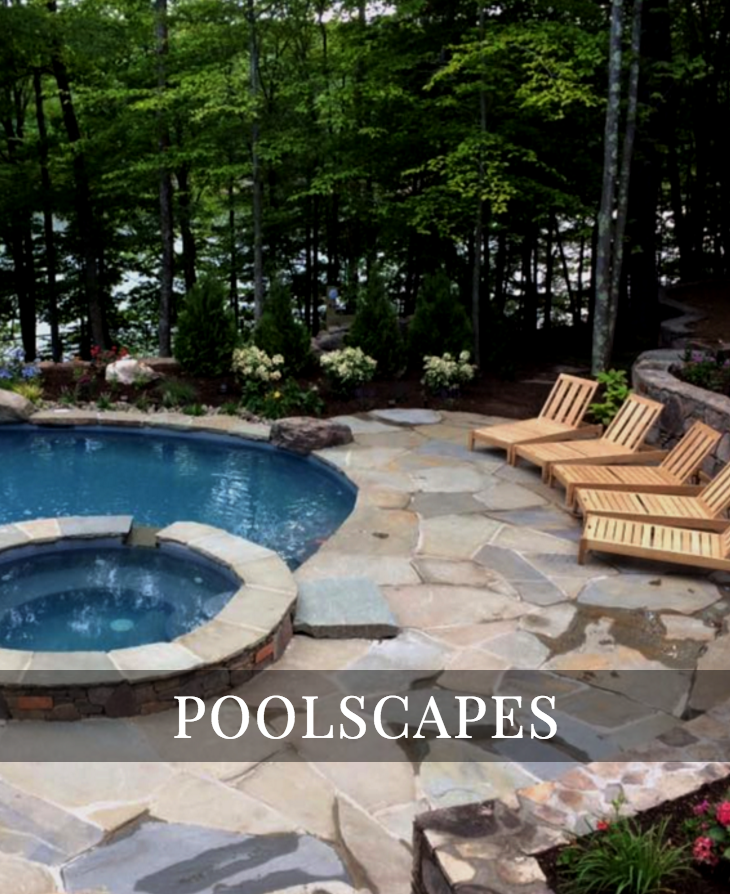 Pool Patios X Natural Stone X Pavers LEARN MORE
