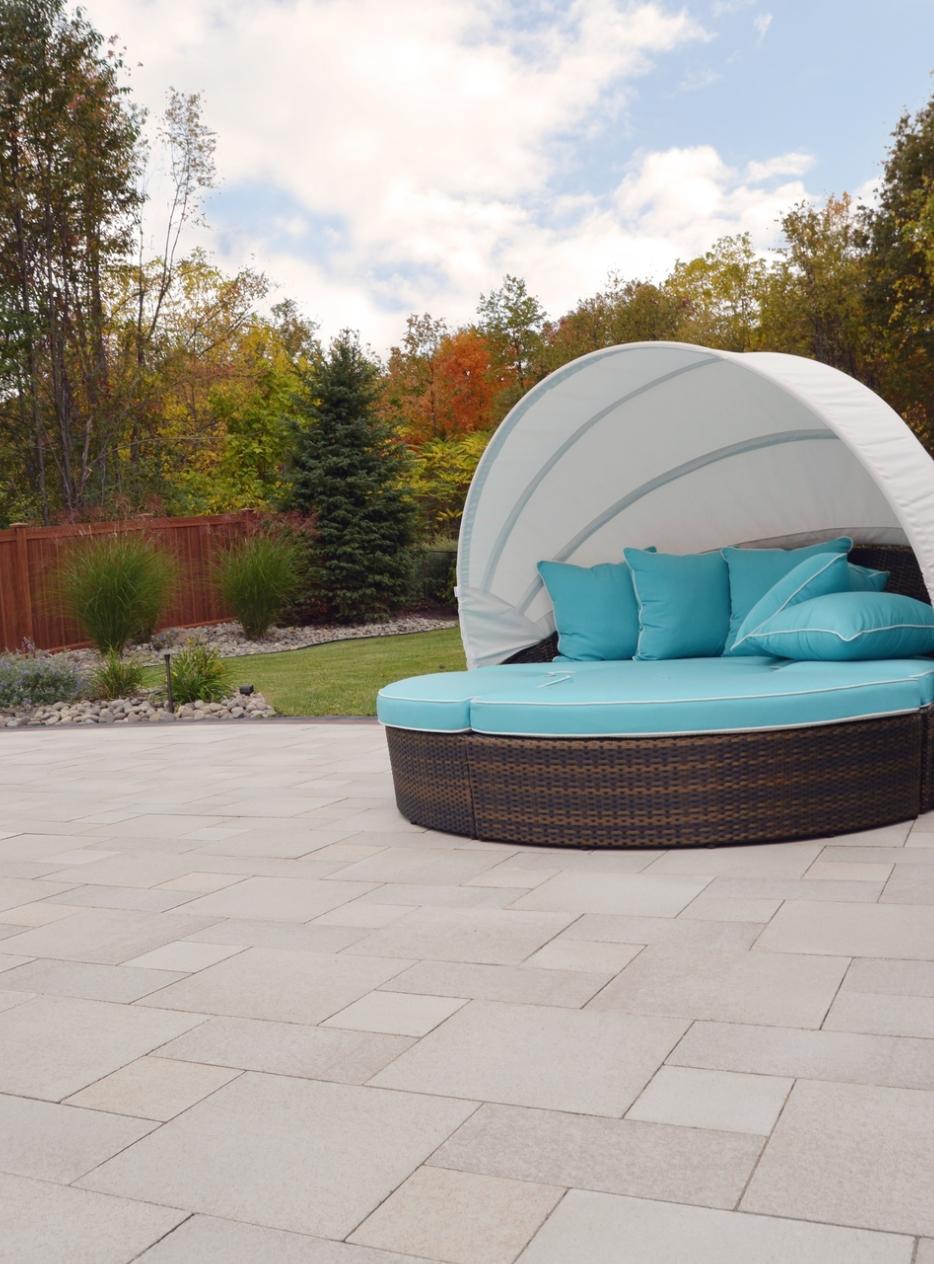 Stunning masonry and patio in Pine Island NY
