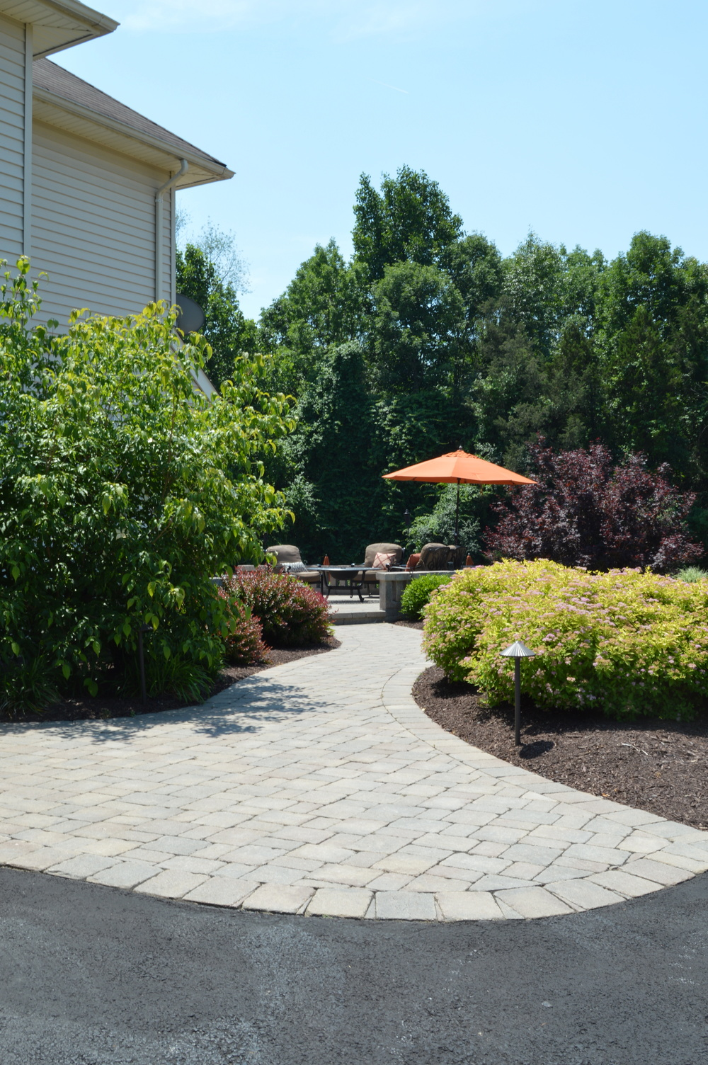 choosing plantings in florida and goshen, ny