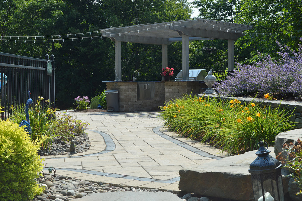 Landscaping Ideas for Flat Monroe, NY Yards