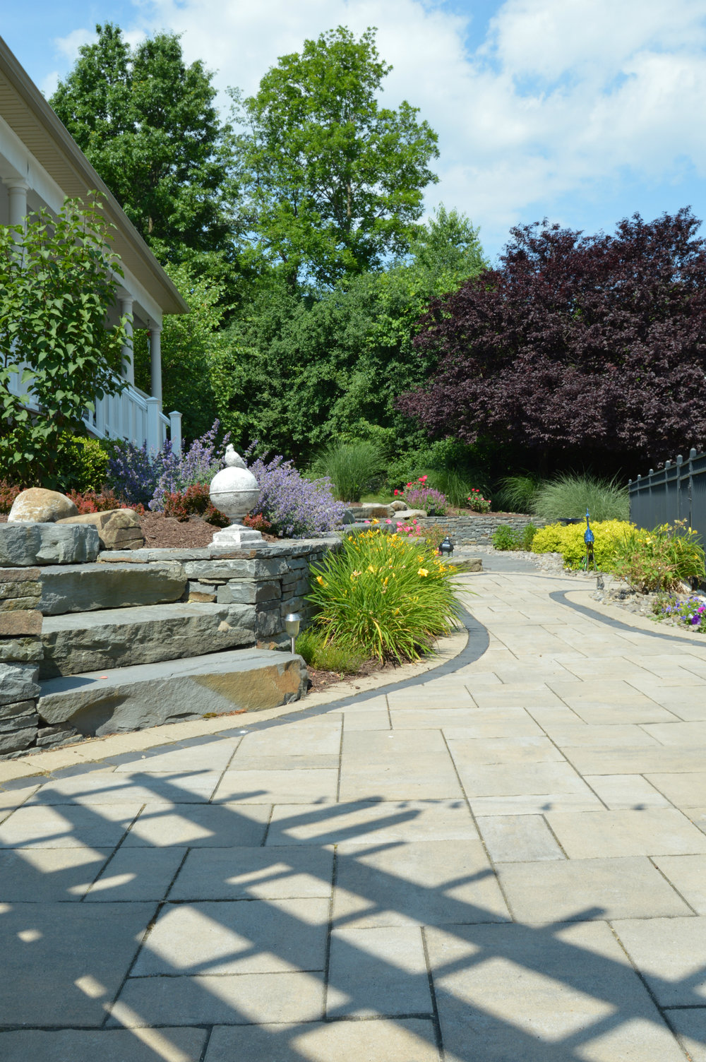 Landscape Design Ideas for Improving Flow and Accessibility for the Bethel, NY area