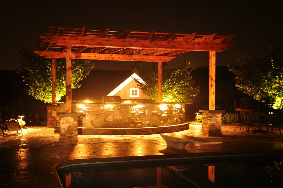 Planning an Outdoor Party? Don't Forget Outdoor Lighting!