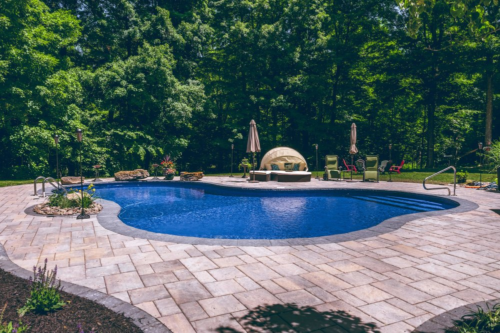 5 Backyard Landscaping Ideas for Creating the Ultimate Poolscape in Bethel, NY