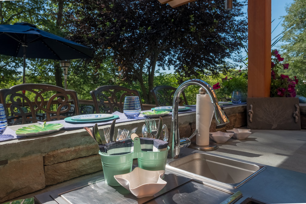 6 Landscape Design Ideas for Creating Your Dream Outdoor Kitchen in Warwick, NY