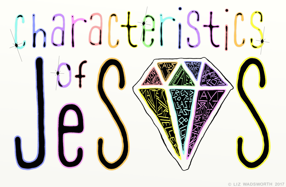 Characteristics of Jesus #2