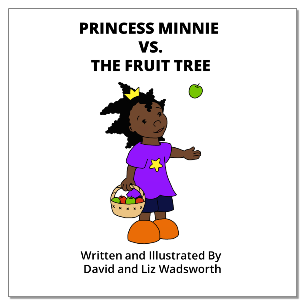 Princess Minnie Vs The Fruit Tree - The parable of the good & bad fruit.