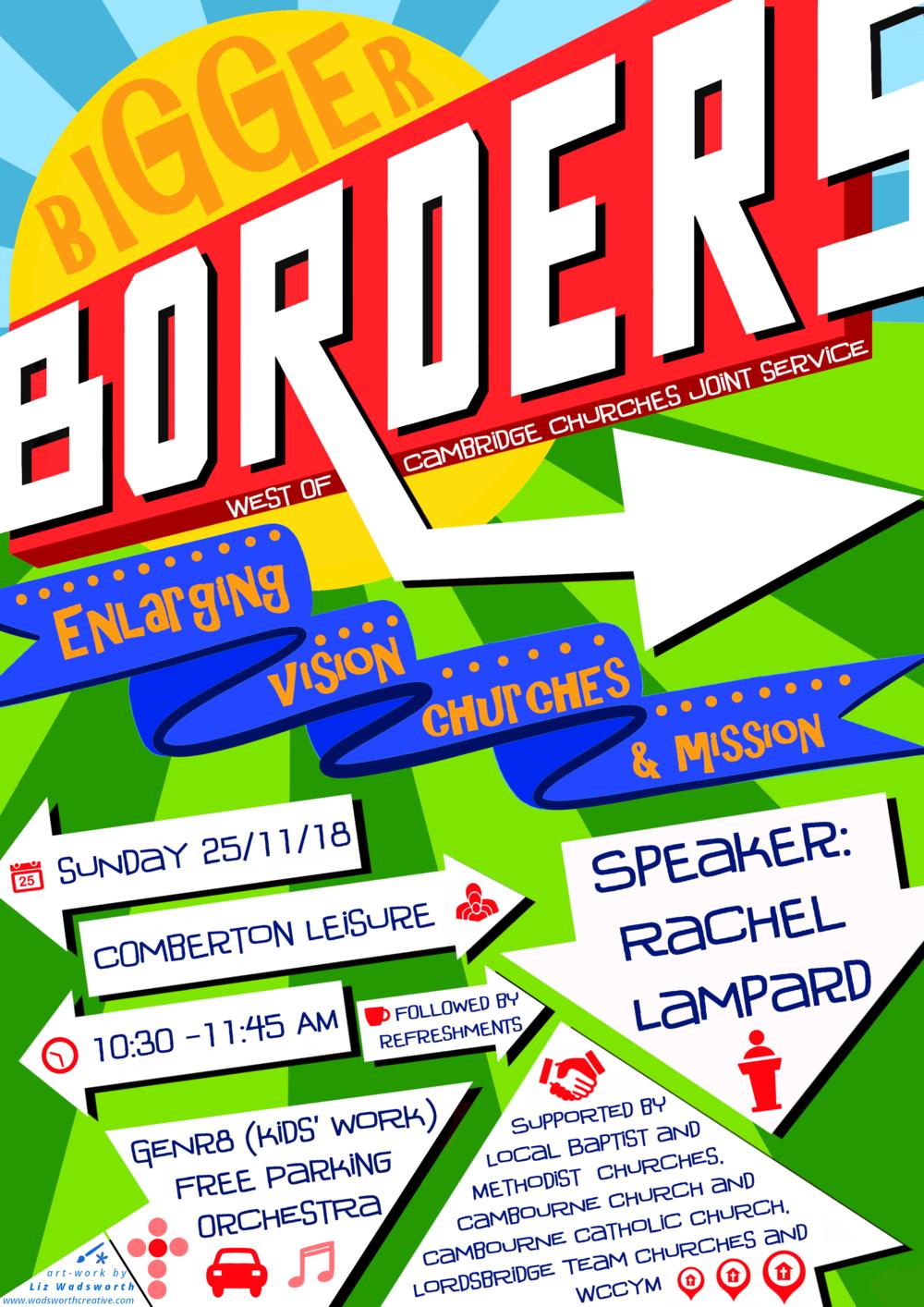 Bigger Borders