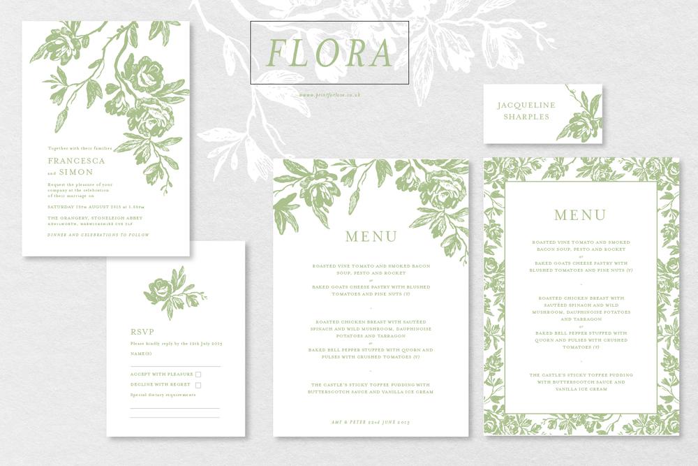 flora set