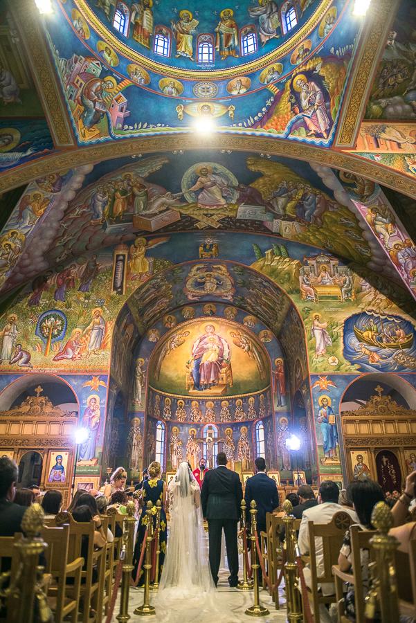 57 Γάμος  Άγιος Νεκτάριος Πανόραμα Βούλας εσωτερικό ναού.jpg