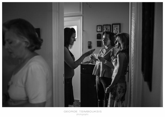 5 Γάμος στην Αθήνα ασπρόμαυρη φωτογραφία.jpg