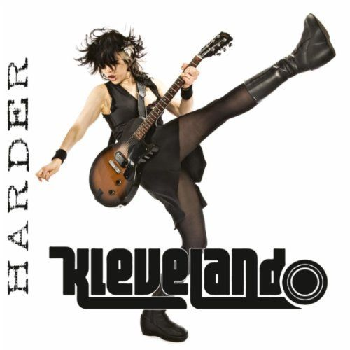 Kleveland HARDER album cover.jpg