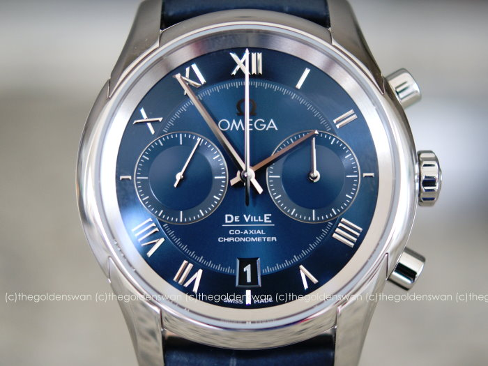 Buy Omega De Ville Co-Axial Chronograph