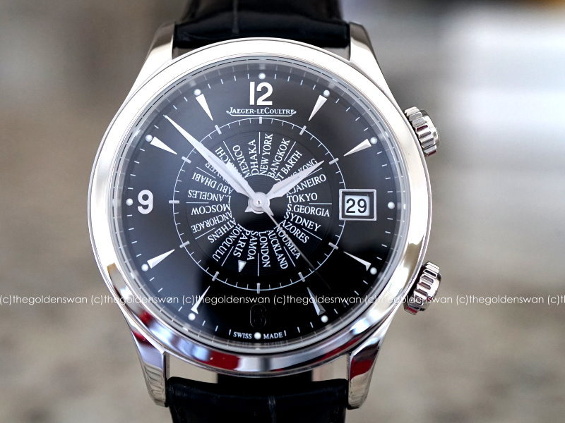 d6d315ac6e9 All pictures are of the actual watch for sale. Please ASK all questions  before placing a bid !! The GoldenSwan Inc is not a JLC ...