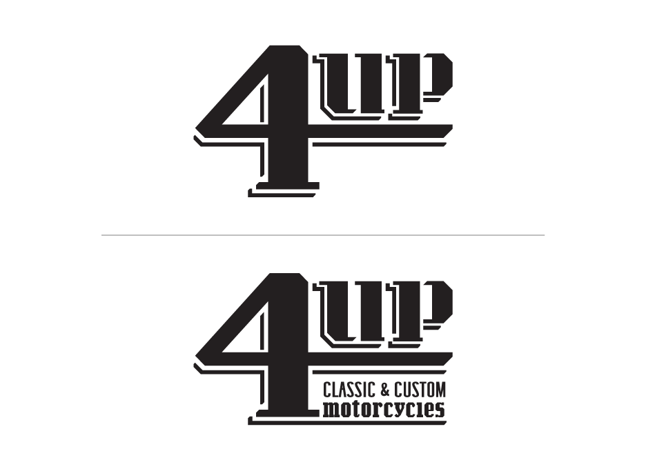 4up logo editorial jennifer thibault