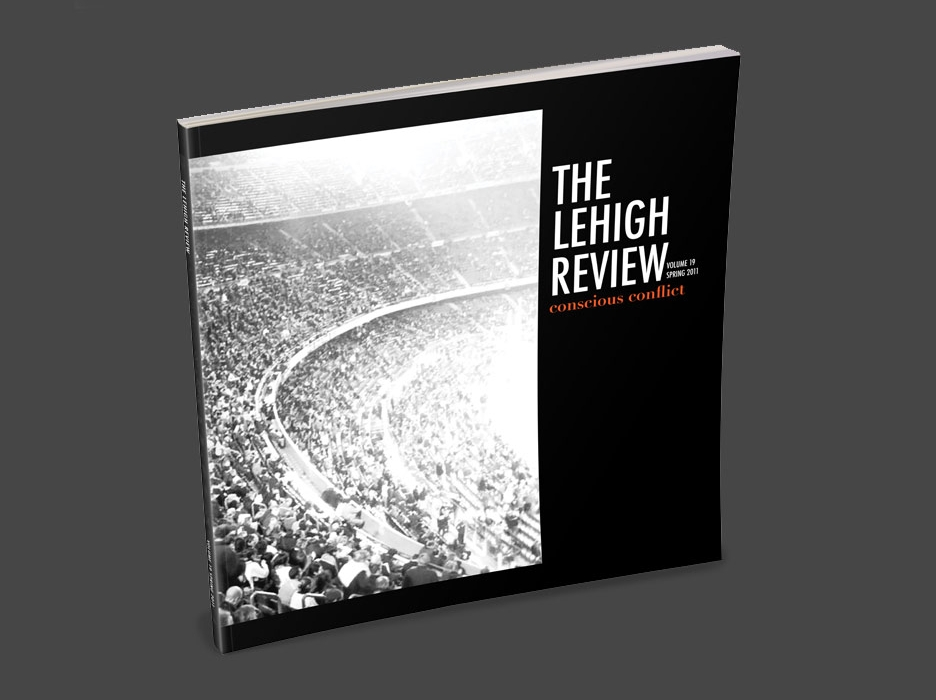 The Lehigh Review  Creative direction, book design & print production