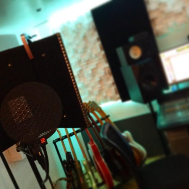 recording microphone AKG C414 xlii