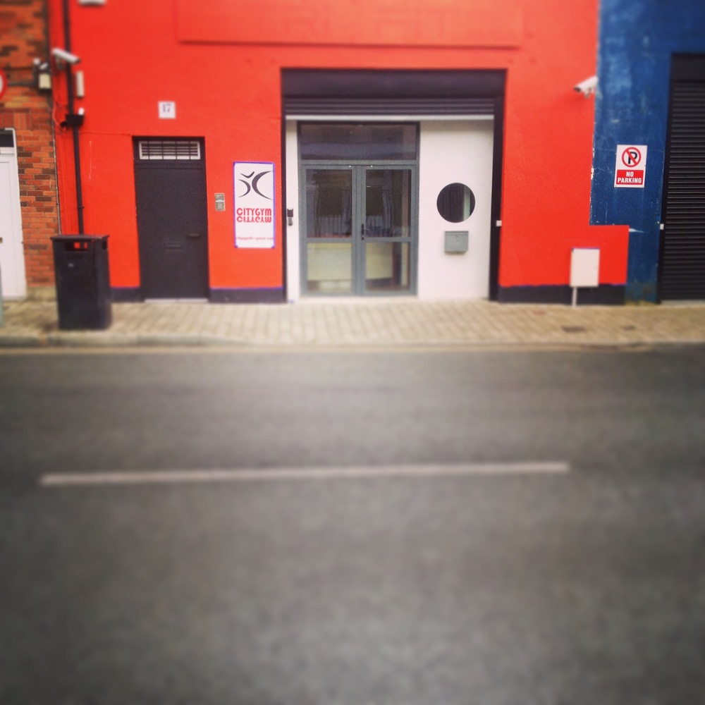 Our Main Entrance, Sexton Street