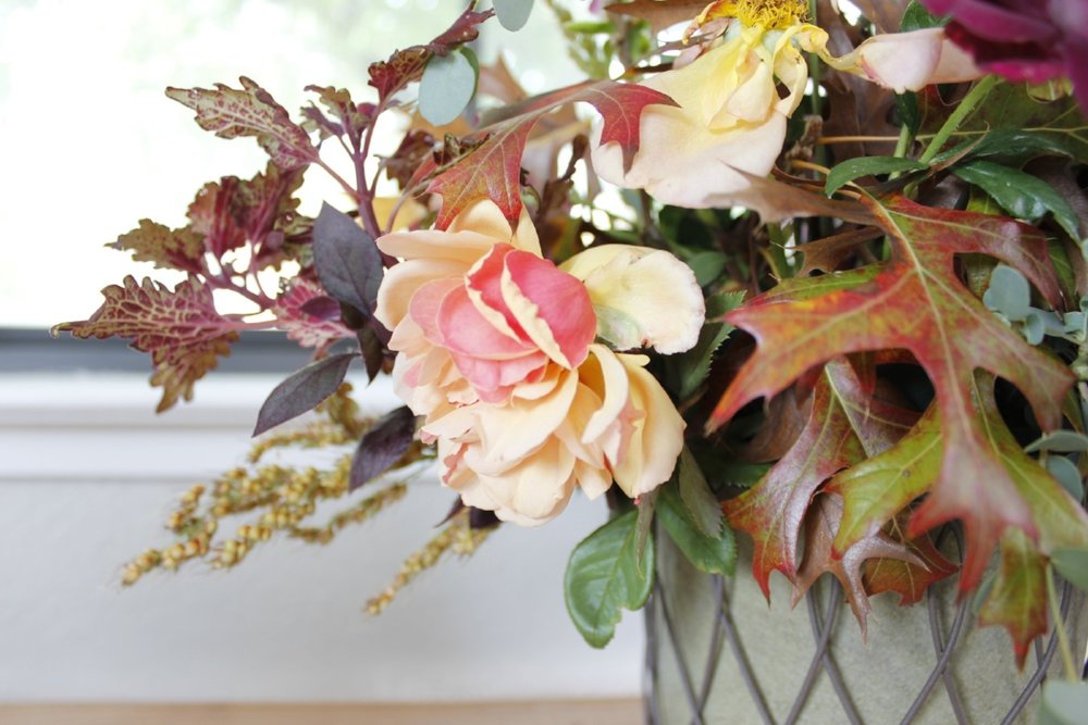 Fall Flowers | Velours Floral Designs