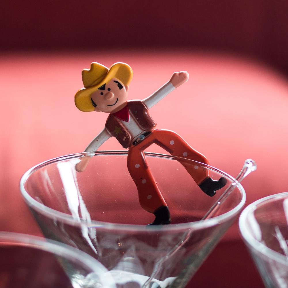 Cowboy Jalapeño Margaritas