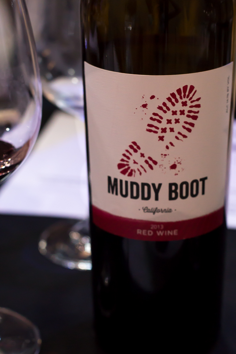 Muddy Boot Wine