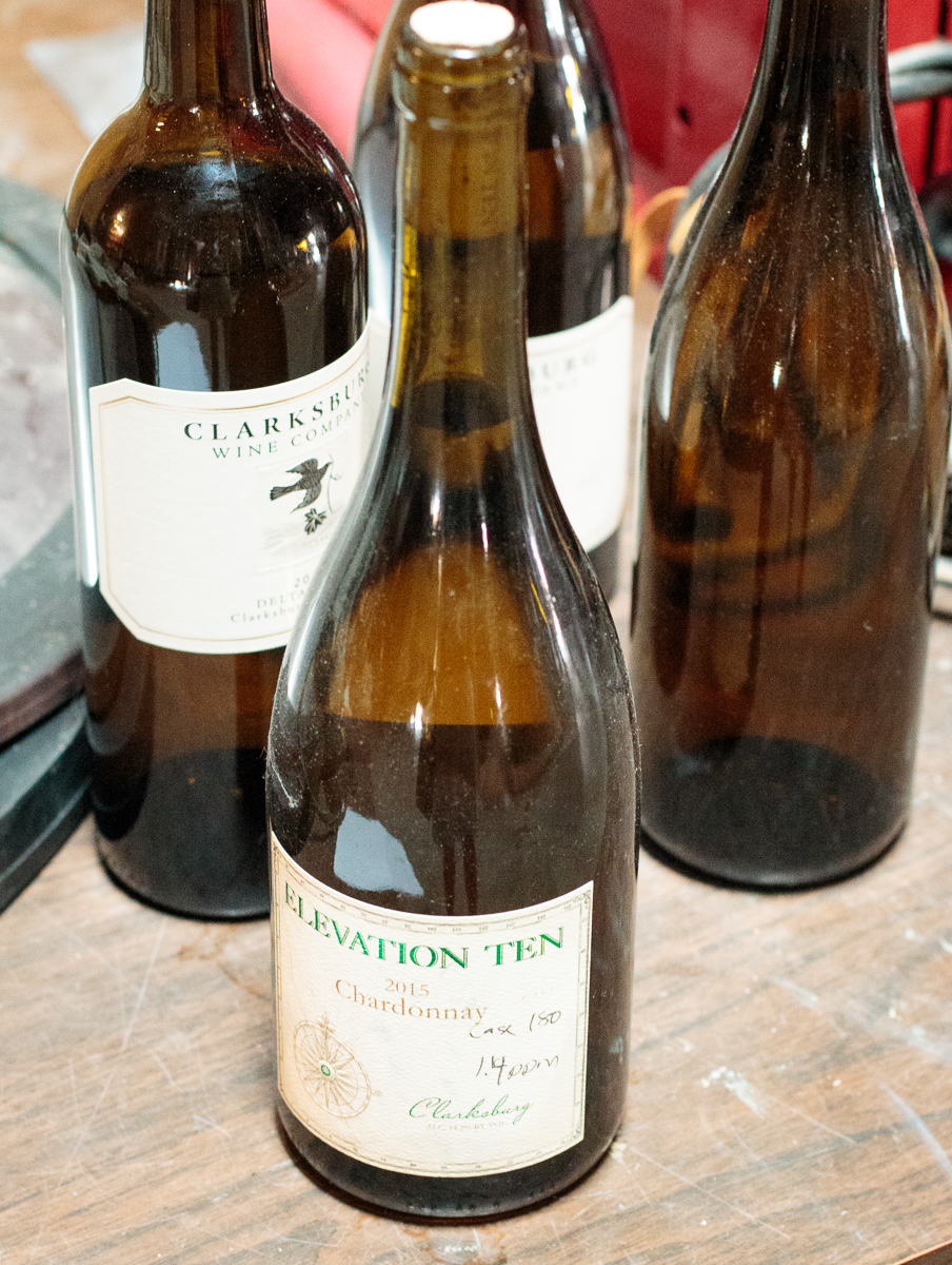 Elevation Ten Wine