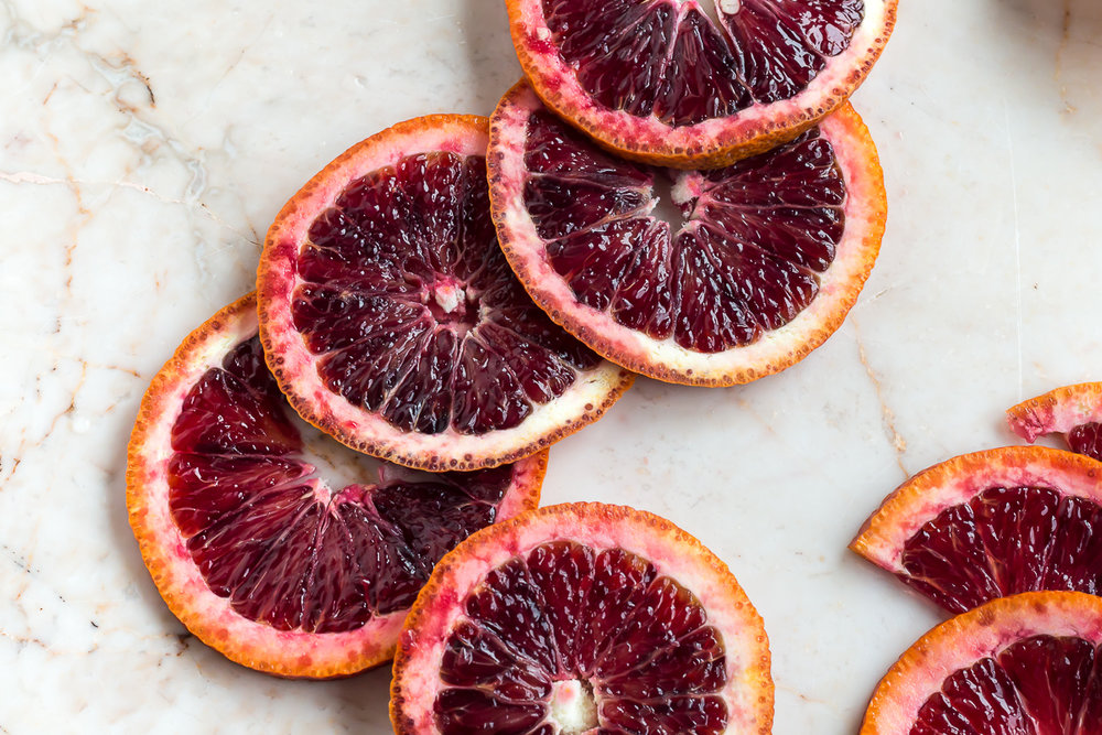 Blood Orange Vinaigrette