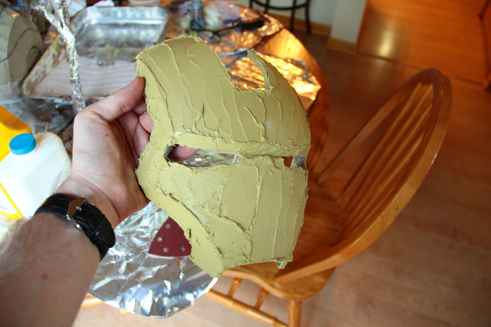 Bondo (Face Shield)