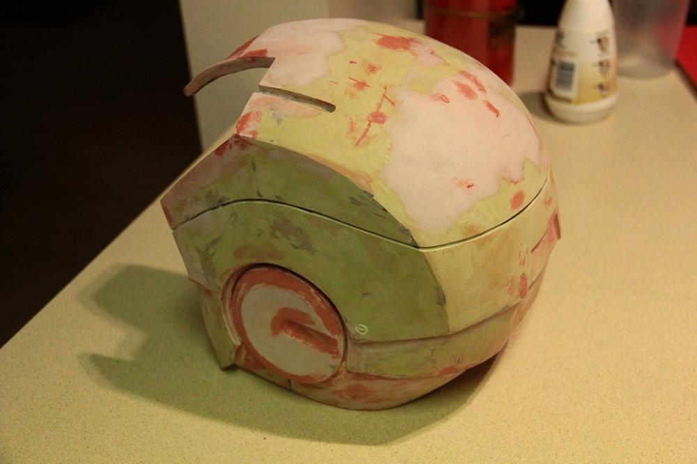 Helmet (Bondo)
