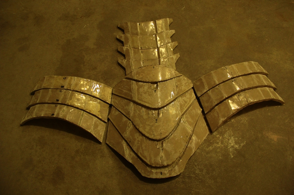 Torso Armor (Epoxamite)