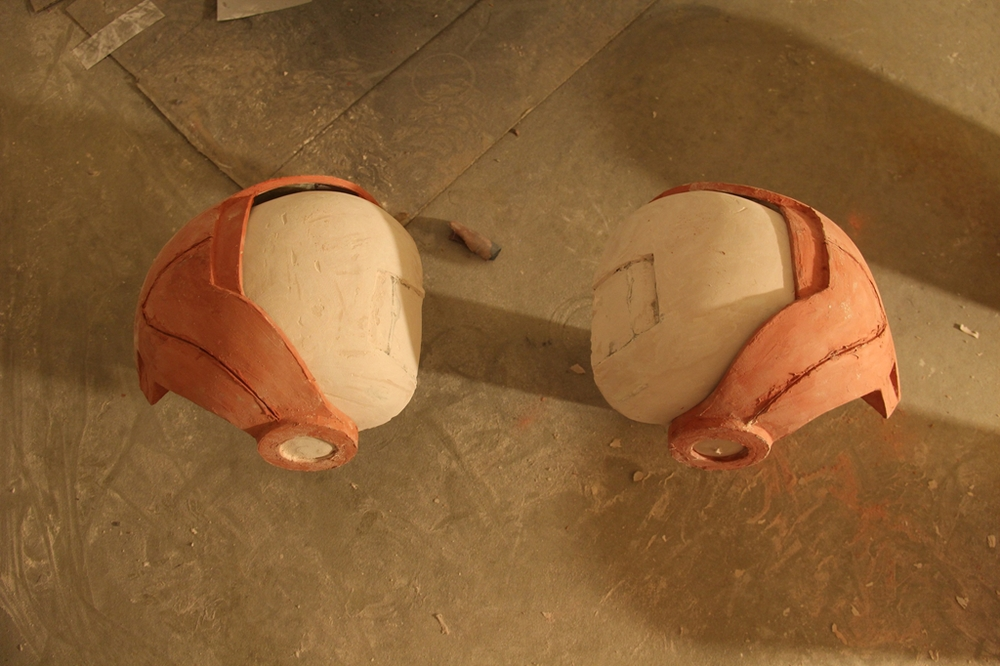 Shoulder Armor (Bondo)