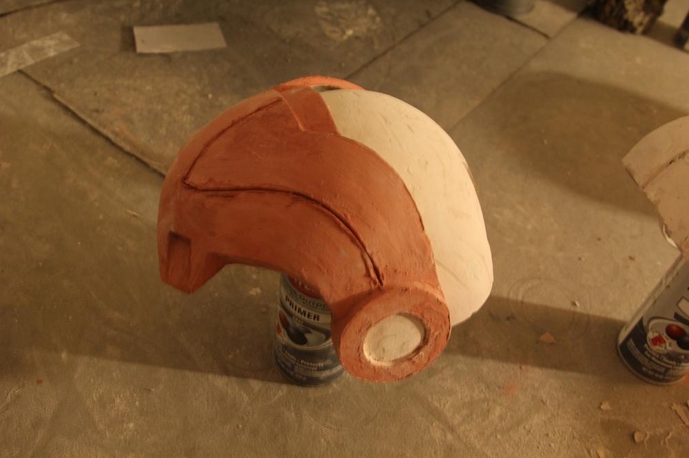 Shoulder Armor (Bondo)