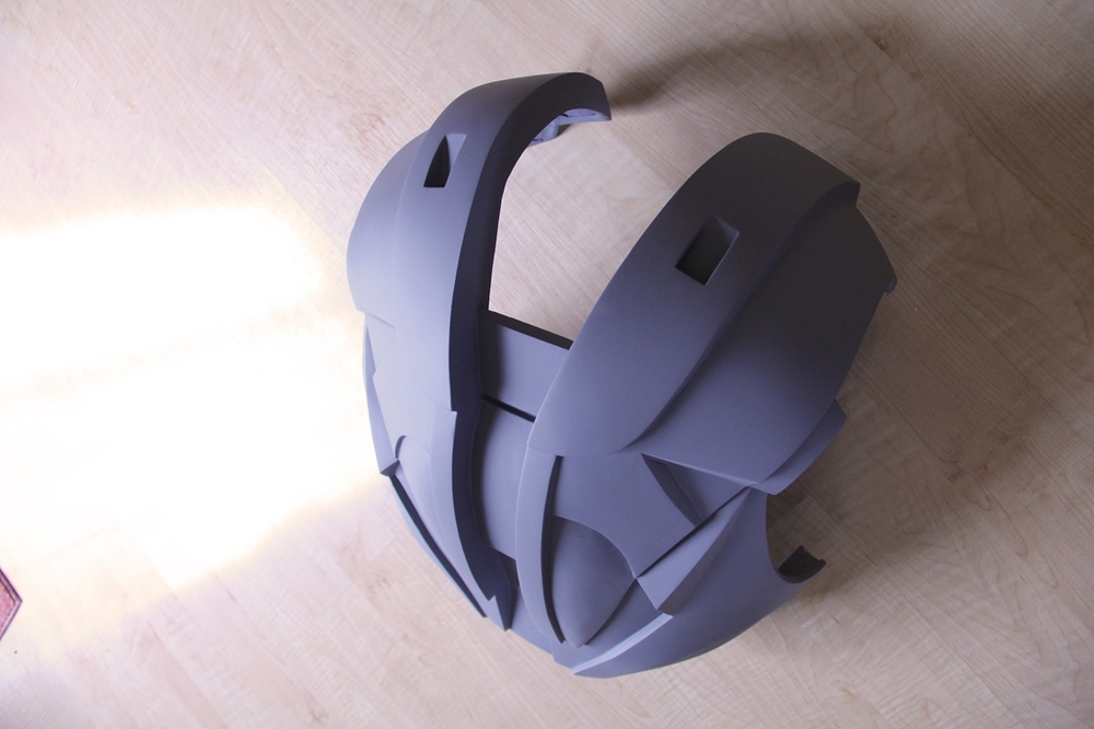Back Armor (Primer)