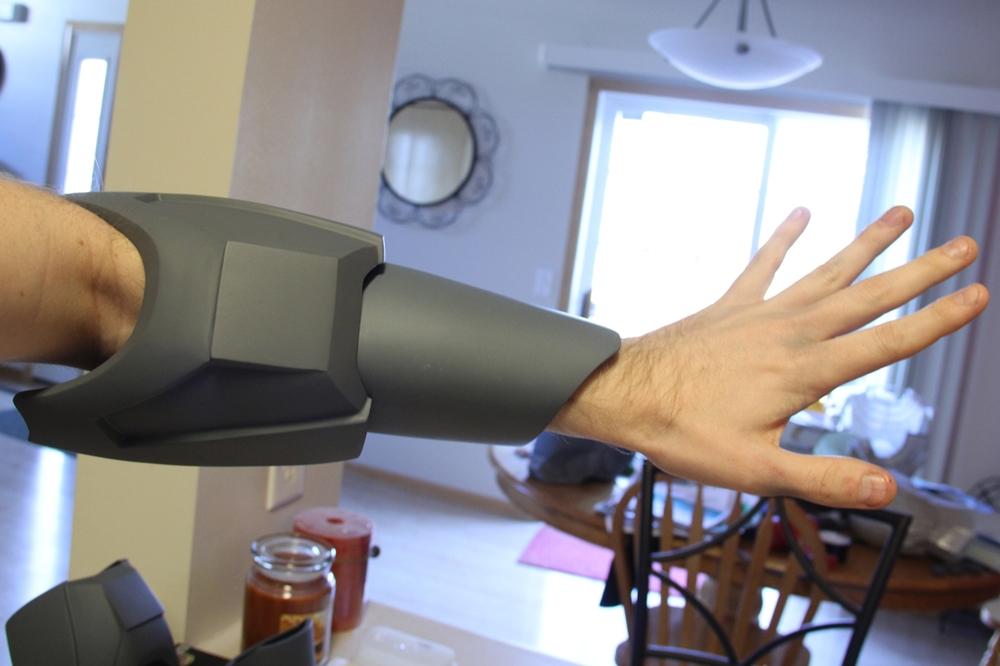 Forearm/Wrist Armor (Primer)