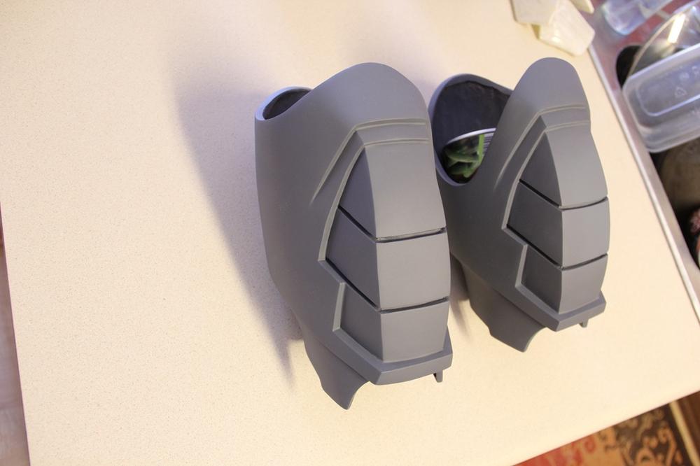 Bicep Armor (Primer)