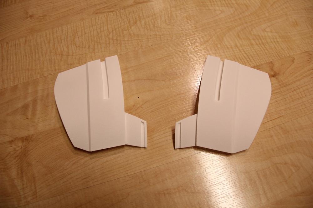 Collar Armor (3D Print)