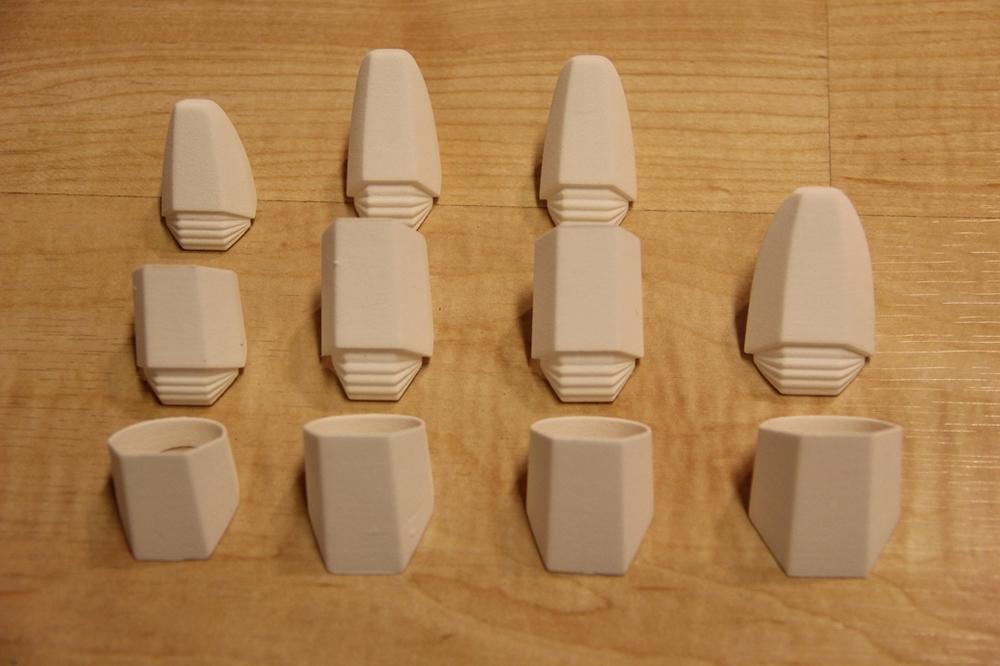 Finger Armor (3D Print)