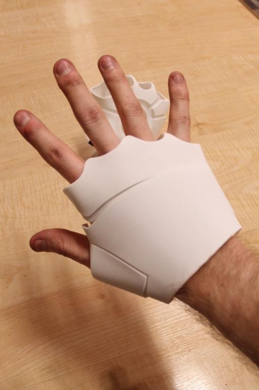 Palm Armor (3D Print)