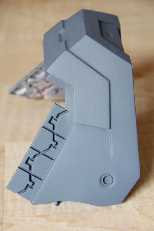 Helmet Detail (Jaw)