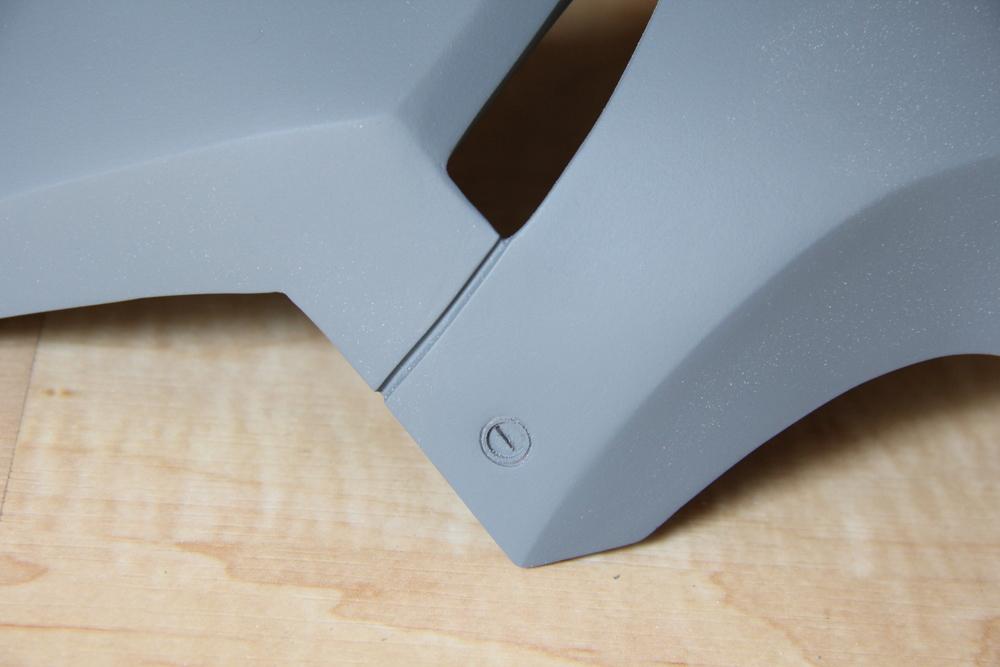 Helmet Detail (Face Shield)
