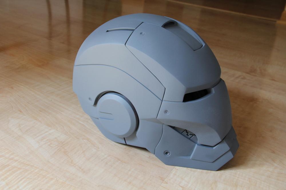 Helmet Upgrade