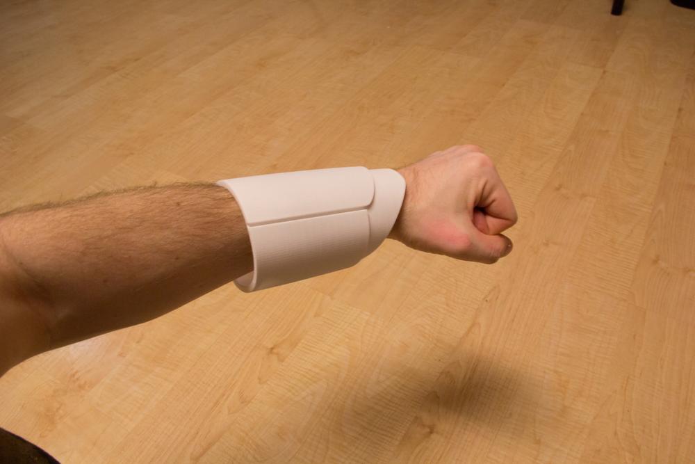 Wrist Armor (3D Print)