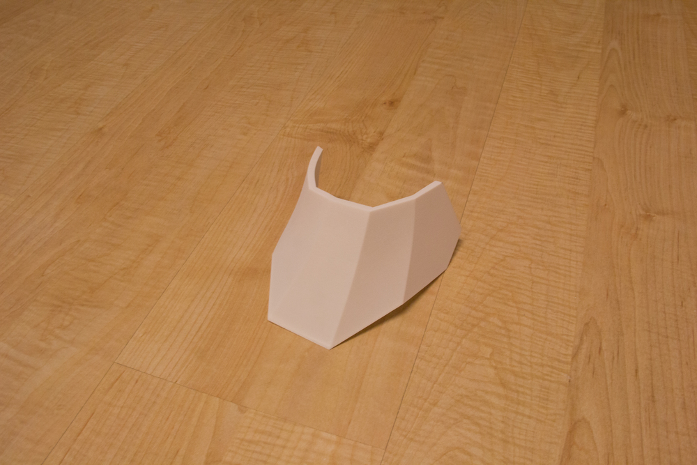 Right Lower Ankle Armor (3D Print)