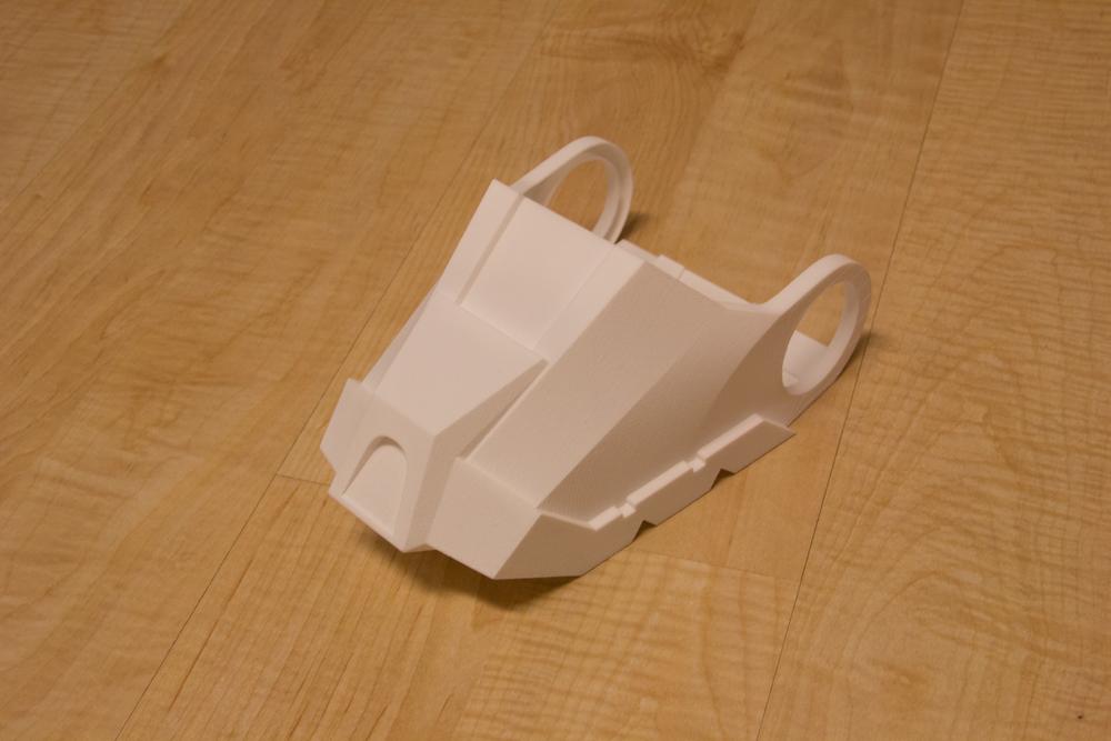 Boot Toe Armor (3D Armor)