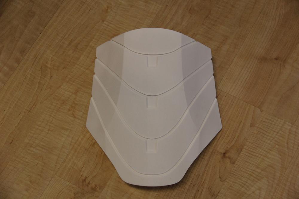 Abdominal Armor (3D Print)