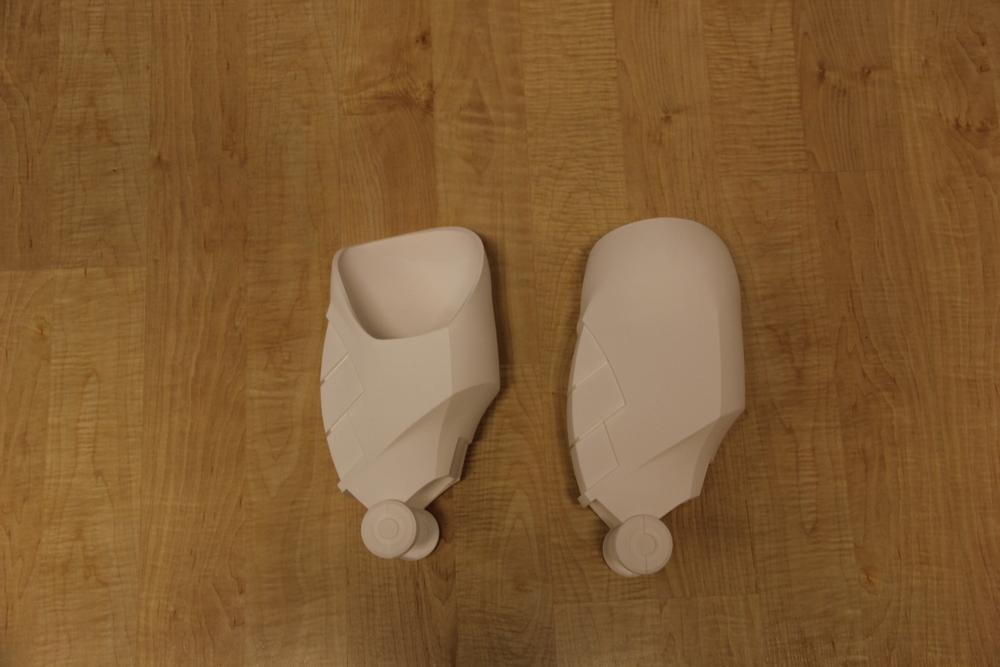 Bicep Armor (3D Print)