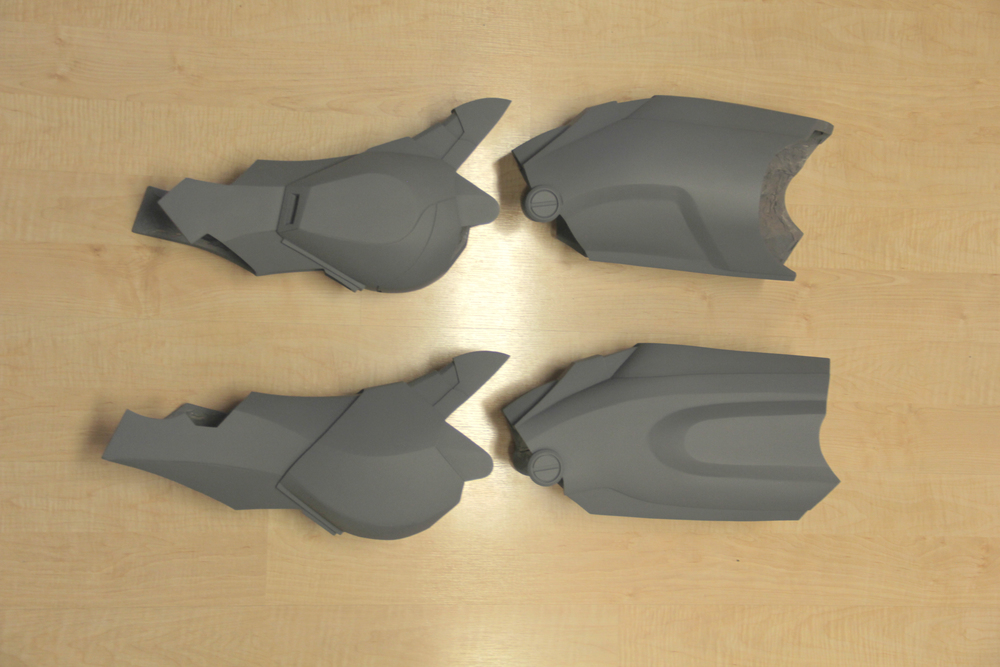 Leg Armor (Side)