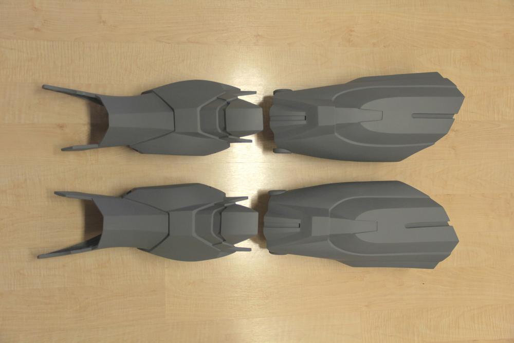 Leg Armor (Front)